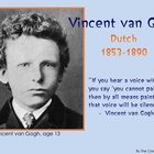 Vincent van Gogh Slideshow