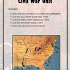 Virginia Studies Civil War Unit (VS.7 a-c)