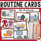 Visual Routine Cards