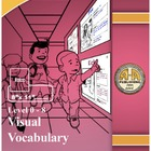 Visual Vocabulary Word Wall Posters (Action Words) Medium