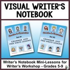 Visual Writer's Notebook: Create-A-Character (Bundled)