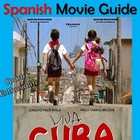 Viva Cuba Movie Packet and Cuba Unit in Spanish