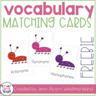 Vocab Bugs for Speech Therapy