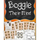 Vocabulary Challenge: Boggle Their Minds