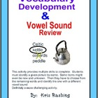 Vocabulary Development & Vowel Review
