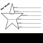 Vocabulary Graphic Organizer - STAR