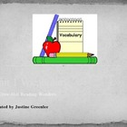 2nd Grade Reading Wonders Unit 1 Vocabulary PowerPoint