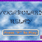 Vocabulary Relay Full Version