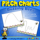 Voice Charts - Buzzing Around Pitch Charts