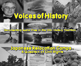 Voices of History - Japanese Relocation Camps