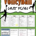 Volleyball Unit Plan