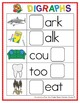 Volume 5- Cookie Sheet Activities: Blends and Digraphs