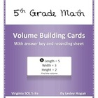 Volume Building Cards