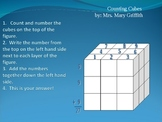 Volume of Cubes Power Point