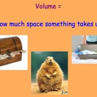 Volume of Solids - Lesson Presentation, Lab Experiment, Sk