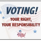 Voting, Your Right, Your Responsibility