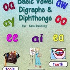 Vowel Digraphs & Diphthongs / Basic