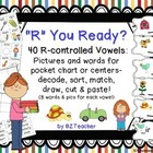 Vowel Match Ups:  _er, _ir, _ur, _ar, or