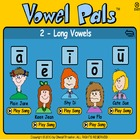 Vowel Pals - Long Vowel Activities and Songs for SMARTboard