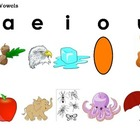 Vowel Sounds Card