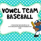 Vowel Team Baseball