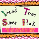 Vowel Team Super Pack