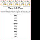 Vowel + r Spelling Activities (List 2)