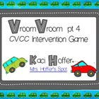 Vroom Vroom {CVCC Intervention Game}