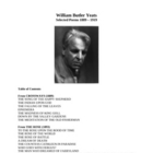 W. B. Yeats - Selected Poetry, 1889 to 1919