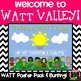 WATT Valley Kids Overview Pack (Posters, Printables, Profi