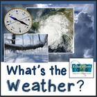 WHAT&#039;S THE WEATHER:  A UNIT POURING WITH FUN!
