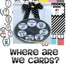 WHERE ARE WE? assorted pack