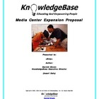 WINNING Grant Proposal Template - Media Center Expansion (
