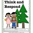 W.K.8 Kindergarten Common Core Worksheets, Activity, and Poster