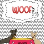 WOOF- DOLCH WORD PHRASES