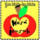 WORD SEARCH FOR KIDS PACK FOR SPELLING / LANGUAGE