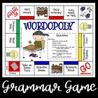 WORDOPOLY--Adjectives