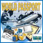 WORLD PASSPORT:  CULTURES AROUND THE WORLD - Trip Ticket