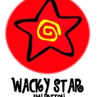 Wacky Star Fun Button- Freebie!
