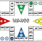 Wahoo Word Game - ar words