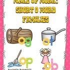Wake Up Work: Short O Word Families