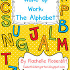 Wake Up Work: The Alphabet