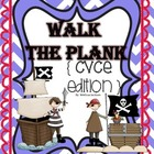 Walk the Plank! { CVCE Edition } Phonics Game