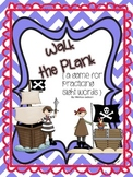 Walk the Plank! {a game for practicing sight words }