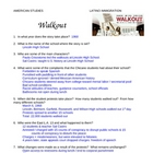 """Walkout"" Movie Study Guide & Answer Key"