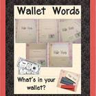 Wallet Words
