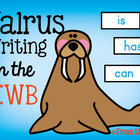 Walrus Writing for the IWB