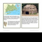 Wampanoag Picture Activity Cards