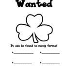 Wanted Shamrock!