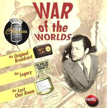 """War of the Worlds"" Radio Play: Text and Analytical Quiz"